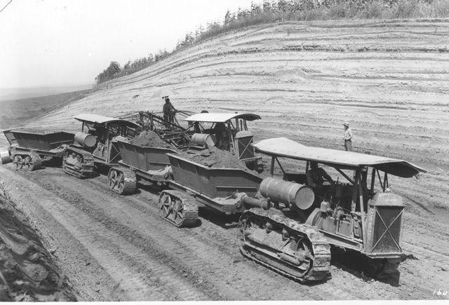 Old Heavy Equipment : Moving old equipment nebraska department of roads