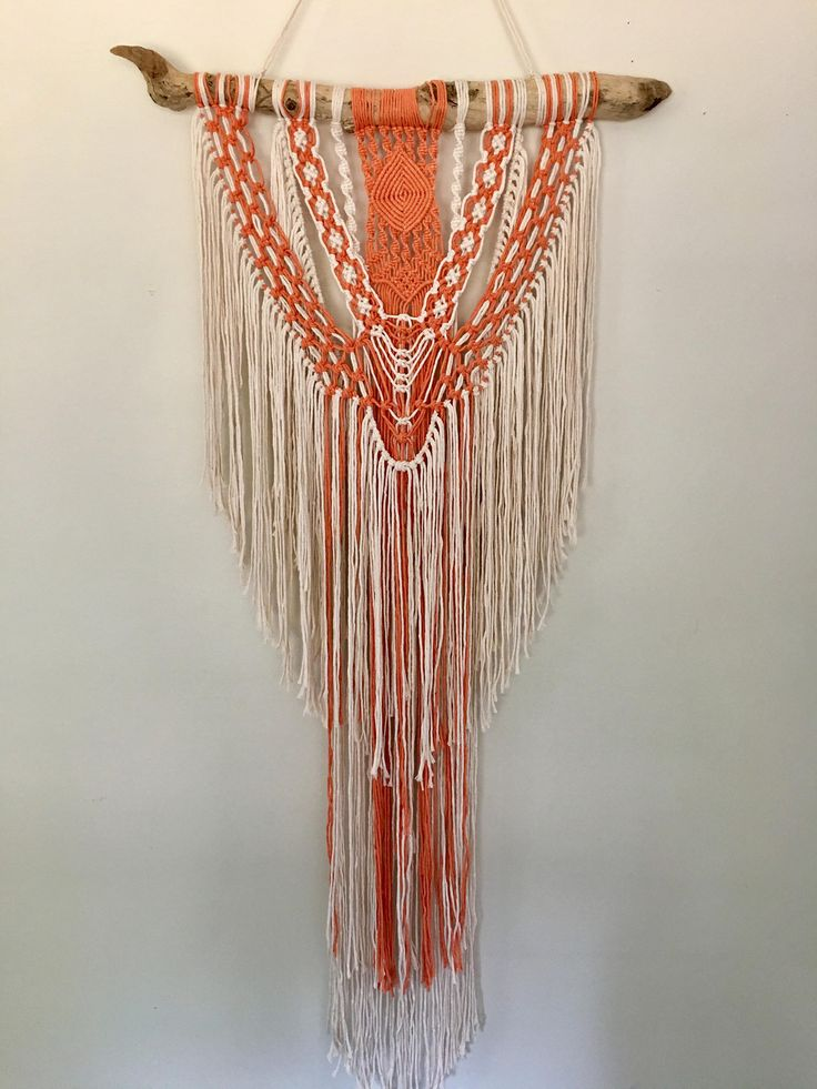 25 Unique Macrame Wall Hangings Ideas On Pinterest