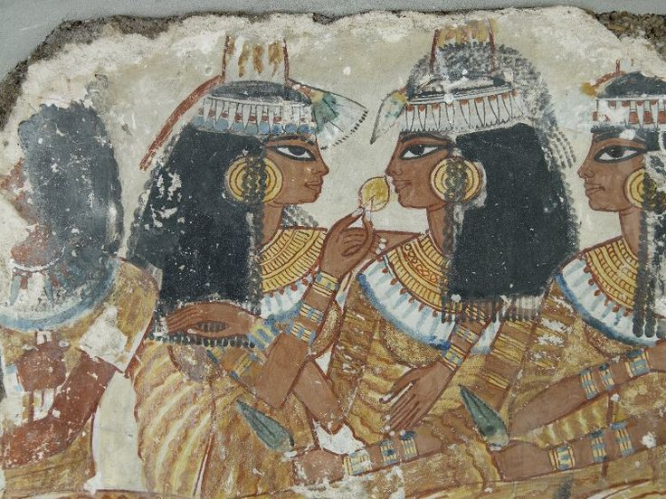 17 best images about ancient egypt tomb chapel of nebamun for Egyptian fresco mural painting