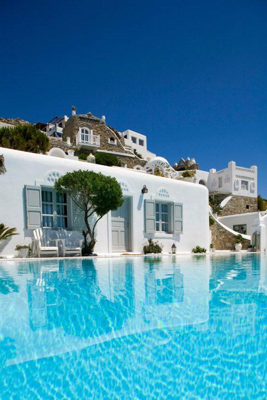 121 Best Hotels Amp Villas In Greece Images On Pinterest