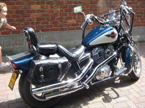 мануал на honda shadow vt 1100 spirit