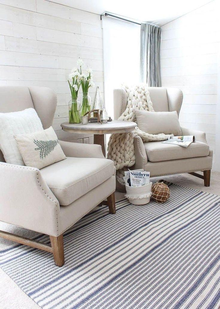 48 Stunning Formal Living Room Decor Ideas Best To Look Elegant Formal Living Room Decor Farm House Living Room Farmhouse Decor Living Room
