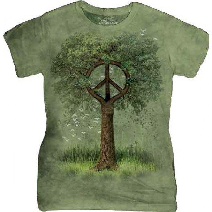 Tricouri The Mountain – Tricou Roots Of Peace Dama