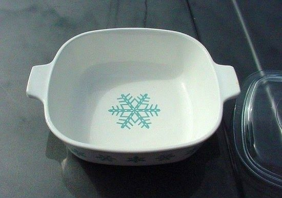 how to clean stained corningware