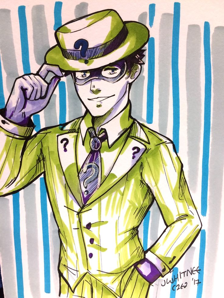 The 25 Best Ideas About Riddler On Pinterest Arkham Asylum DC Comics And