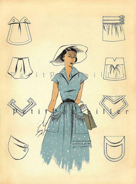 Pocket styles
