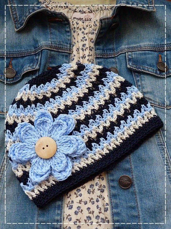 477 best Crochet Hats images on Pinterest | Crochet hats, Crocheted ...