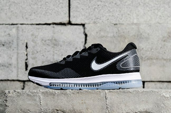 daac55ecbdfea Discount Nike Zoom All Out Low 2 Black Noir Anthracite White blanc AJ0036-003  Youth Big Boys Shoes
