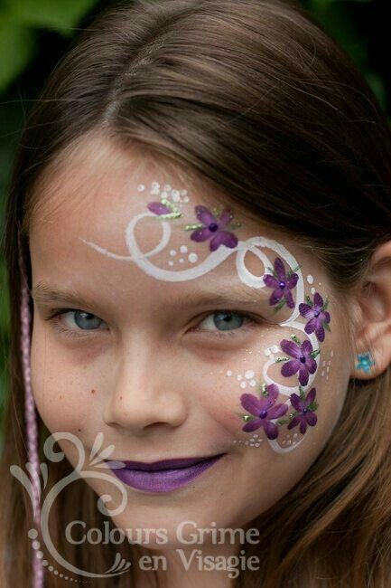 87 best Face Painting images on Pinterest Face painting designs