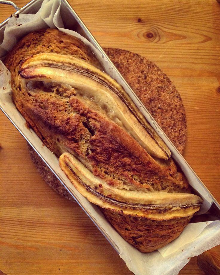 Banana Bread à l'huile de coco et au miel de fleur Ingrédients – 60g d'huile de coco fondue ou pour limiter les matières grasses, vous pouvez utiliser de la compote de pommes sans…