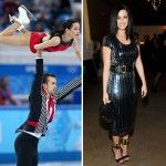 Katy Perry incorporating some of Ksenia Stolbova's dance moves into her next tour 13 Olympians in Sochi 2014 Who Look Like 13 Celebrities http://shar.es/Fs667