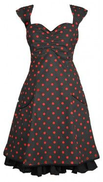 Ecouture by Lund - Norah - dress  50'th style rockabilly meets Mad Men..