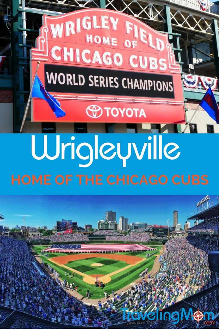 Best Chicago Sports Images On Pinterest - Chicago map showing wrigley field