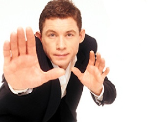 Lee Evans- the reason I've wanted to be a stand up since I was about 10. He's a legend!