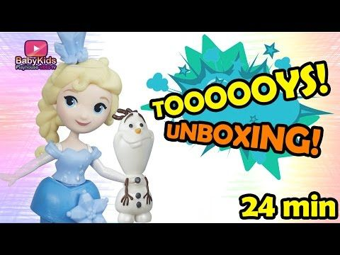 Take a look at my video, folks👇 Disney's Frozen Review | Unboxing kids toys frozen Video  https://youtube.com/watch?v=emljAUuKLSY