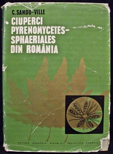 Ciuperci Pyrenomycetes-Sphaeriales Din Romania