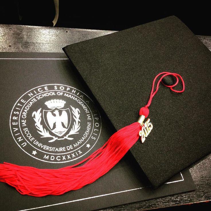 Yahooo! I've got my master degree !!  ура ! Я получила степень магистра !!  #masterdegree #university #iaenice #iae #study #freedom #магистр #свобода by atariadelina at http://ift.tt/1TrULmD