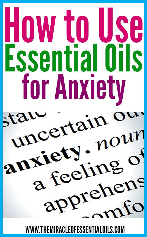 Want to learn how to use essential oils for anxiety? Read the article below! Essential Oils for Anxiety Anxiety is a natural emotion felt by all humans. You can get anxiety before meeting someone, while travelling to some place, before taking an exam, before public speaking, etc. Anxiety happens when you're going to do something …