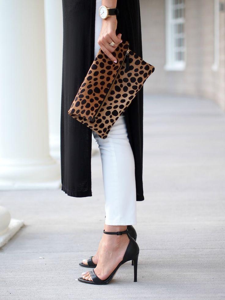 Black >> white >> leopard = everything