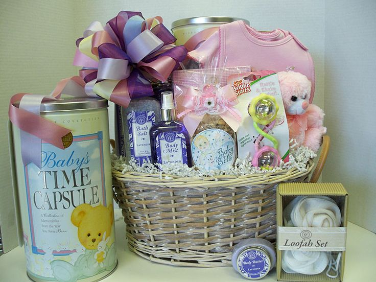baby mama gift basket the unique baby time capsule gift along with some pamper products