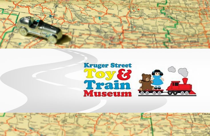 Kruger Street Toy & Train Museum – Wheeling, West Virginia  Located in a restored Victorian school, the Kruger Street Toy & Train Museum houses a large collection of toys & trains and includes specialty rooms focused on miniatures, games, and transportation.