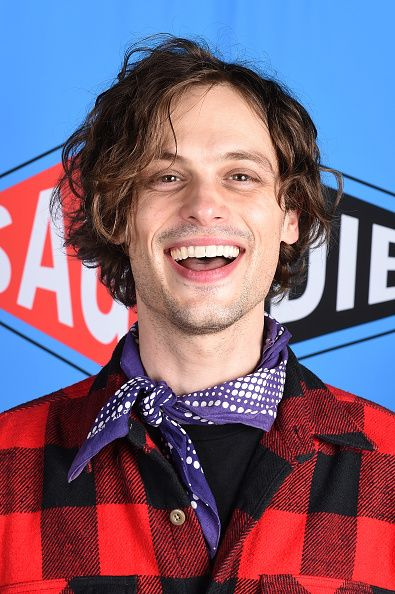 Actor Matthew Gray Gubler attends the SAG Indie Brunch at Cafe Terigo on January 24, 2016 in Park City, Utah.