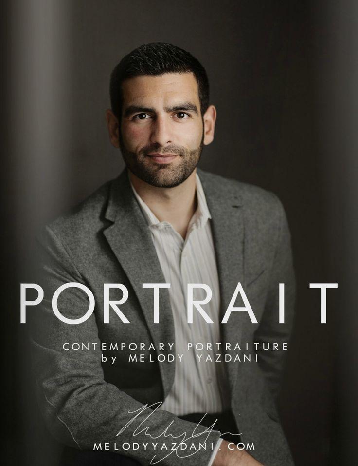 Melody Yazdani Photography   Contemporary Studio Portraiture   Professional & Actor Headshots  
