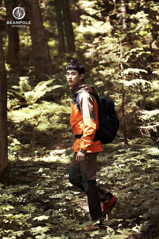 Bean Pole Outdoor Fall 2013 Campaign With Mont Blanc Lovers Kim Soo Hyun & Suzy | Couch Kimchi