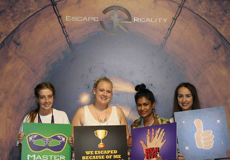 THIS WONDERFUL TEAM BEAT ENIGMISTA EVEN THOUGH IT WAS MOST OF THEIR FIRST TIME PLAYING!  BOOK NOW AT: www.escapereality.com/leicester  #leicester #social #entertaintment #escaperoom #escapereality #happy #puzzle #escape #friends #family #amazing #horror #games #adventure #student #hostel #alcatraz #jungala #sairento #bankjob #enigmista #escapereality http://butimag.com/ipost/1554576671168161261/?code=BWS9z71FmXt