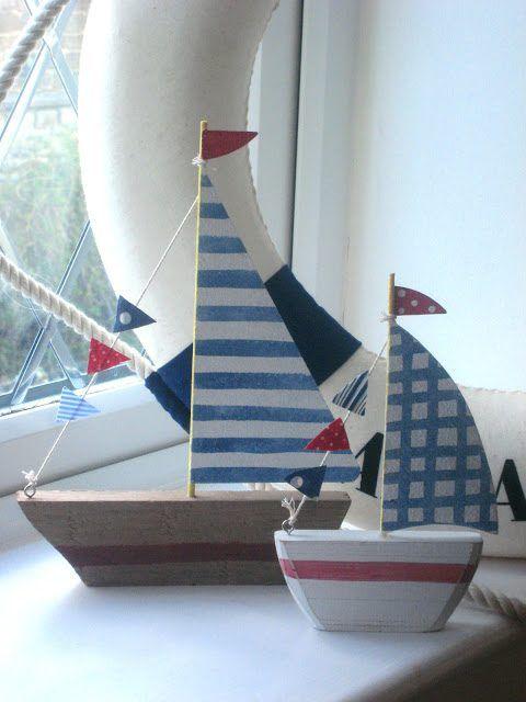 Accesorios para una decoración marinera :: Imágenes y fotos