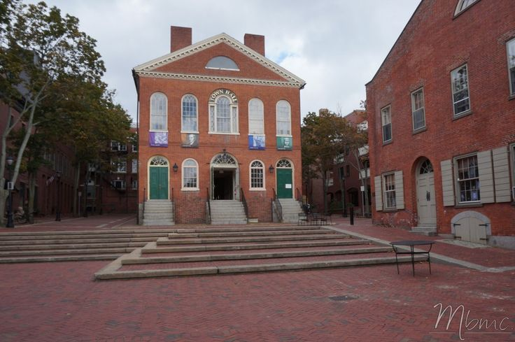 Old Town Hall, Salem, USA