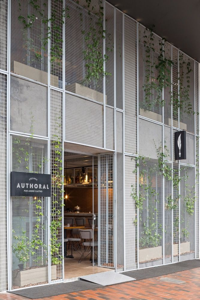 Gallery of Authoral Restaurant / BLOCO Arquitetos - 8