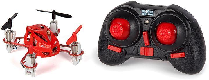 Red Supernova Quad-Drone Remote Control Quadcopter