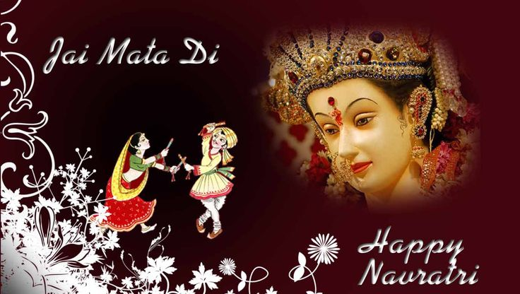 May the divine wishes of Goddesses Give you strength and smiles May you live with peace and joy A successful mile after mile  Happy #Navratri...