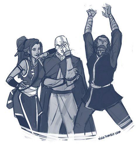 221 Best Avatar Legend Of Korra Images On Pinterest: 855 Best Images About TEAM AVATAR On Pinterest