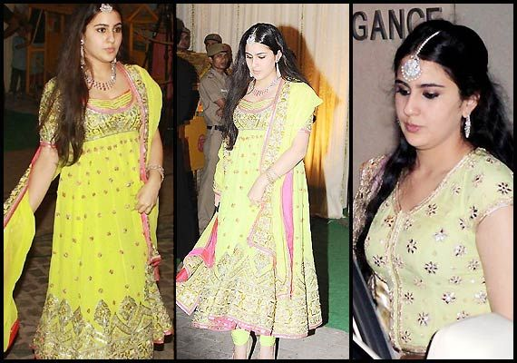 Saif Ali Khan's daughter Sara Khan: Another style diva in making (see her private album)