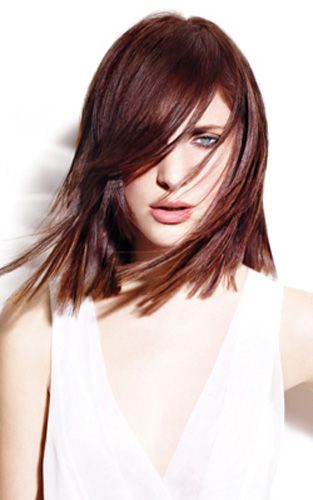 Aveda Hair Color Chart Red