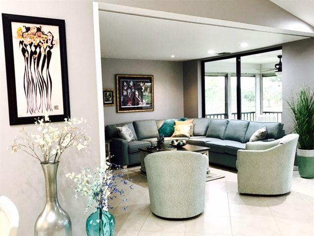 Interior Design By Jesse Shannon From Baeru0027s Furniture Fort Lauderdale. FL  Showroom.