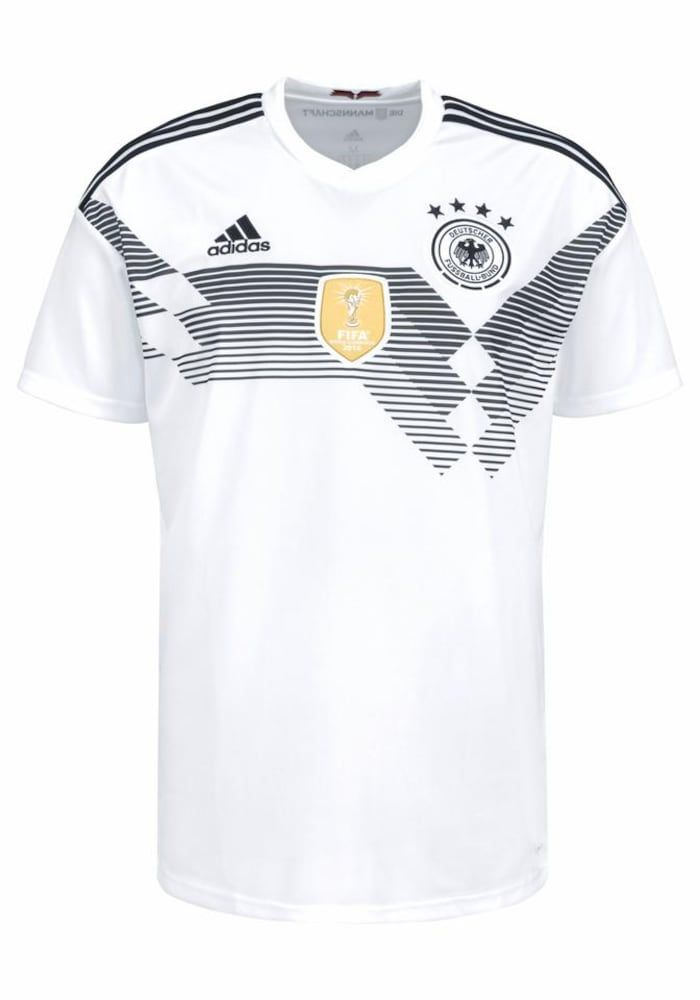 ADIDAS PERFORMANCE DFB Trikot 'Home WM 2018' Herren, Schwarz