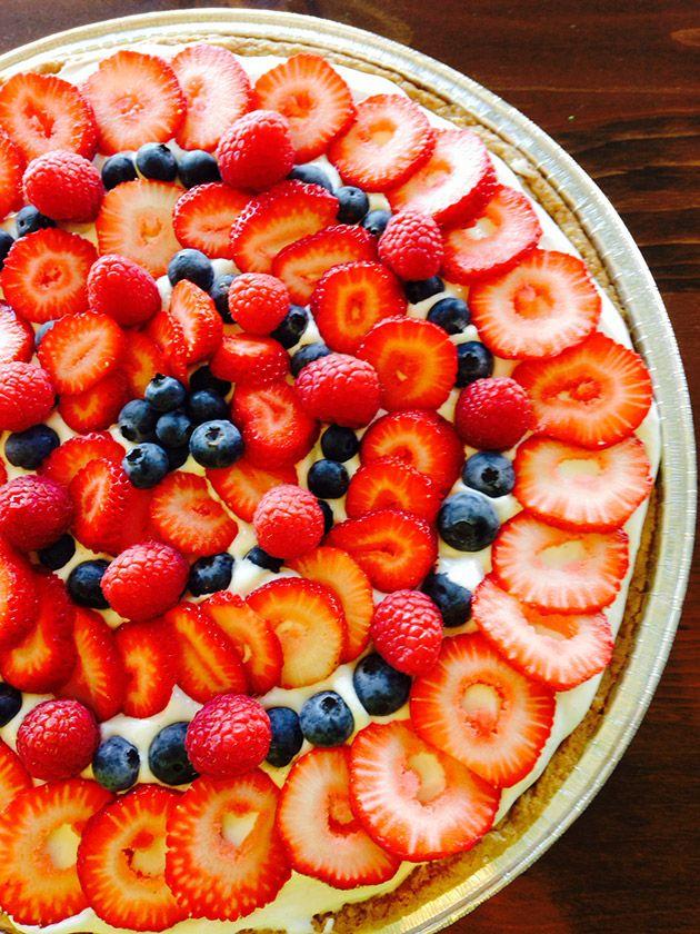 gluten free fruit pizza recipe