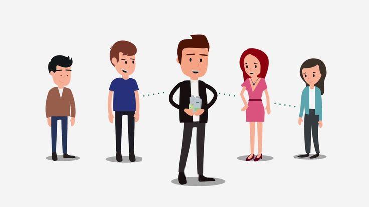 Direktvertrieb - einfach und schnell erklärt! - YouTube