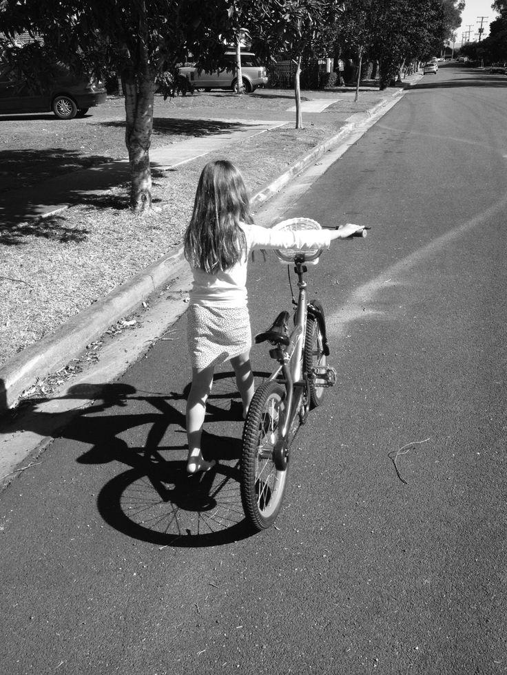 I'm not Riding...