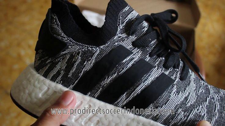 Sepatu Sneakers Adidas NMD R2 Primeknit Core Black White BY9409 Original