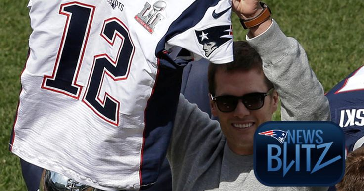Today's Patriots.com News Blitz passes on a fun story looking back on Tom Brady's high school decision to choose college football over the draw of Major League Baseball.