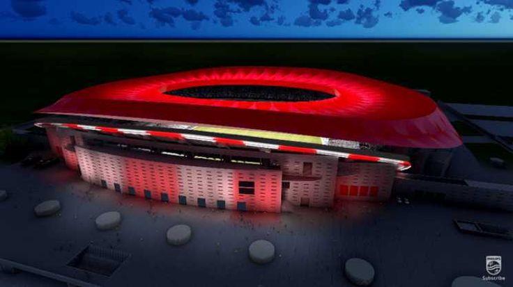 Wanda dará nombre al estadio del Atlético de Madrid: Wanda Metropolitano