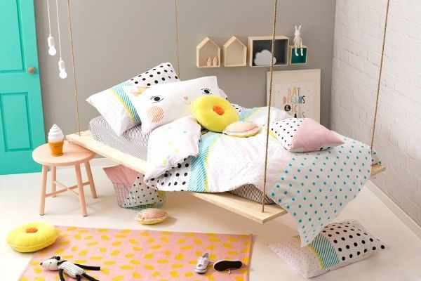 Cotton On KIDS bedroom range via we-are-scout.com