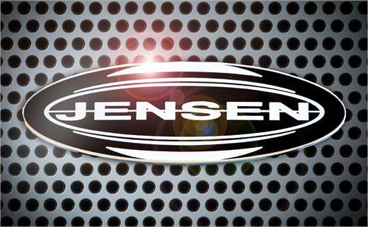 Jensen-Badge-logo-design