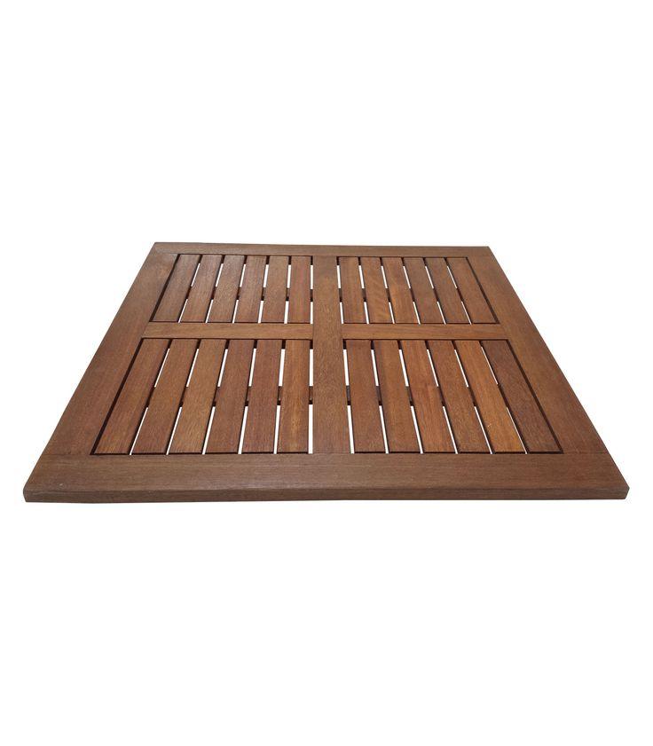 Keruing Indoor / Outdoor Timber Table Top