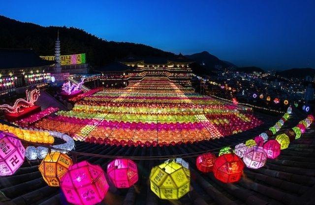 Buddha Birthday Lantern Festival-3