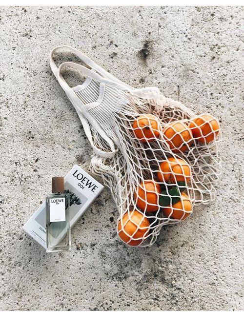 Citrus an Loewe #atpatelier #atpatelierweekends #loewe